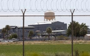 Arizona Criticized Banning Prisoner
