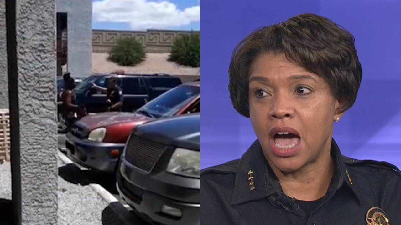 Phoenix Police Chief Jeri Williams