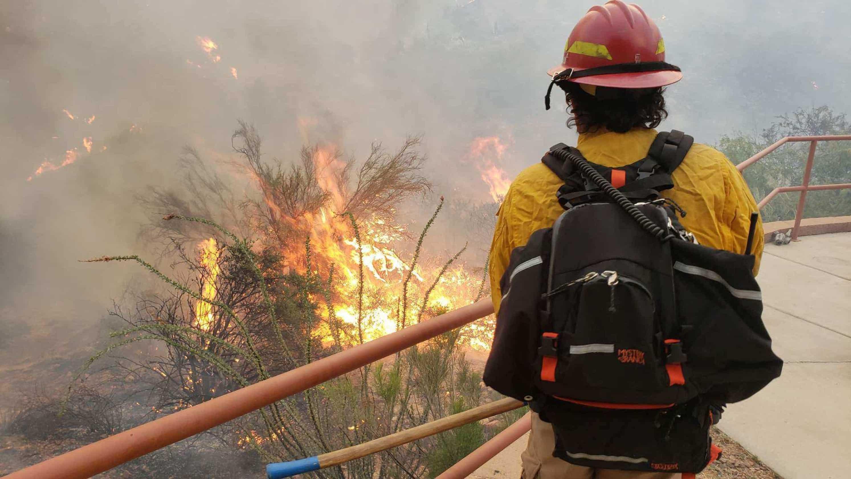 Woodbury Fire
