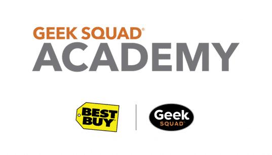 Best Buy's Geek Squad Academy