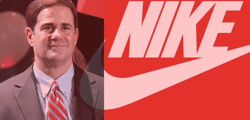 Governor Ducey Welcomes Nike