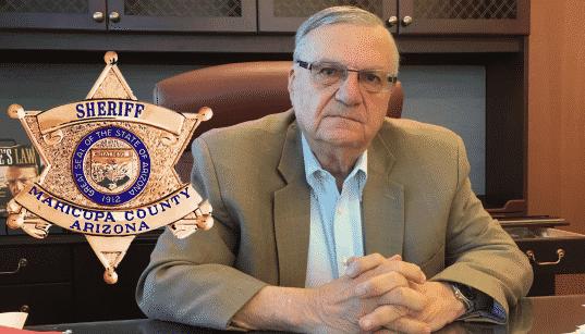 Joe Arpaio Maricopa County Sheriff