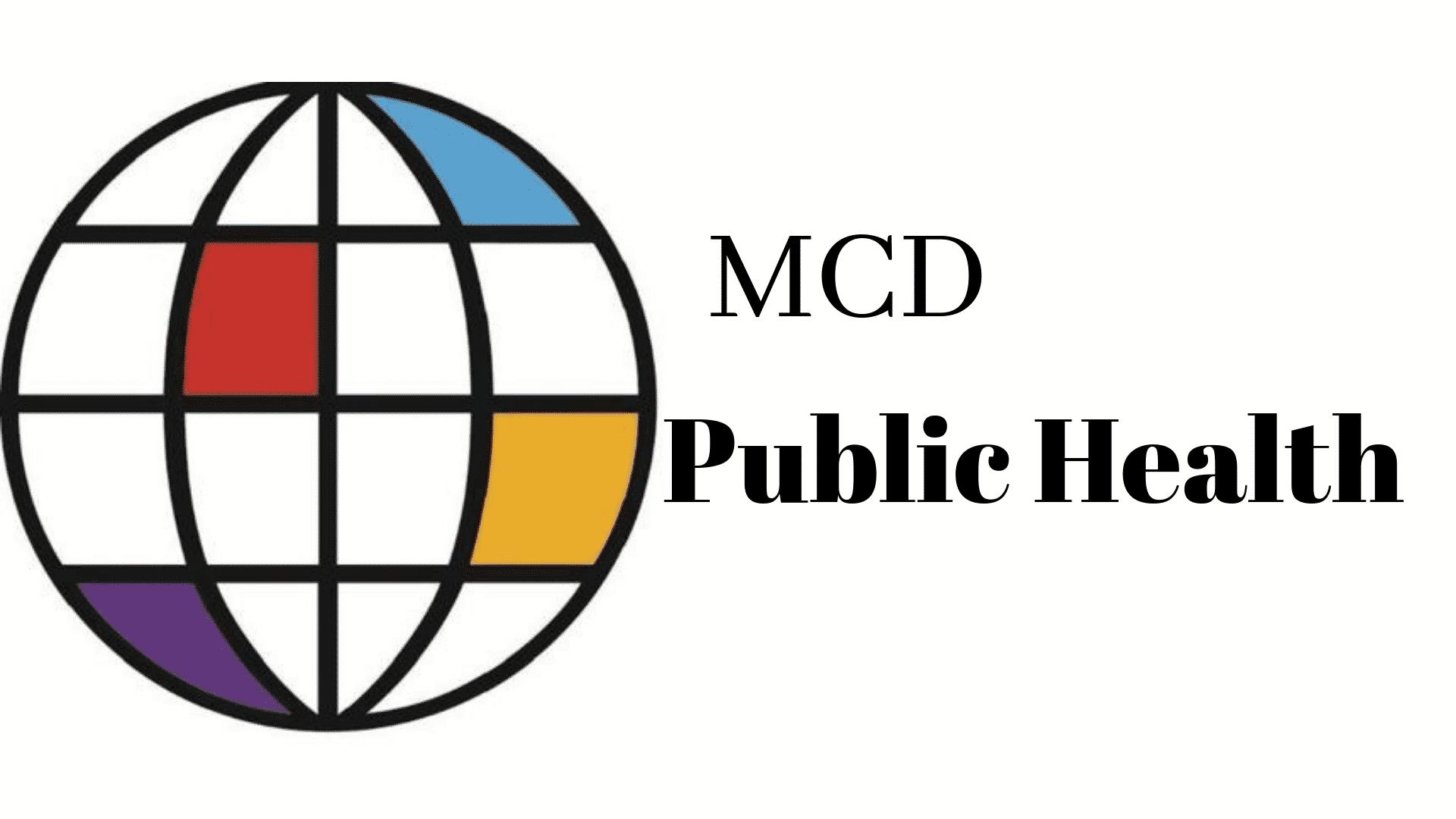 MCD Public Health