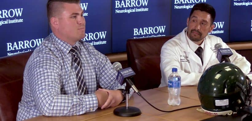 Barrow Neurological Institute New Concussion Survey